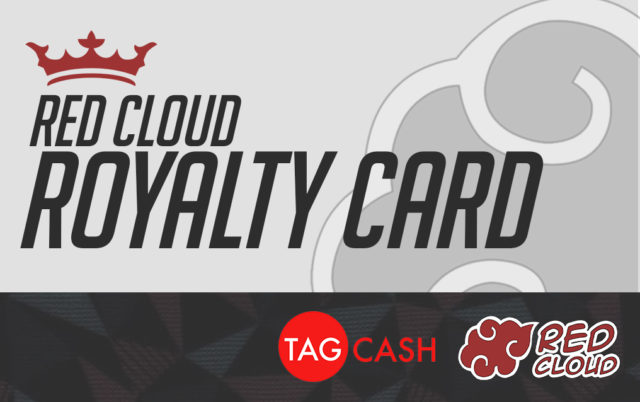 FREE Red Cloud Royalty Card | Red Cloud Interactive
