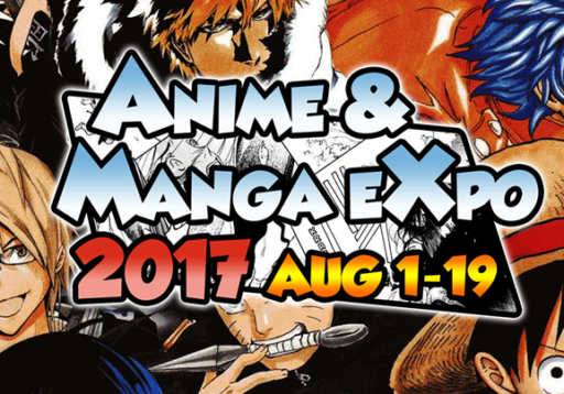 Anime-Manga-Expo-2017