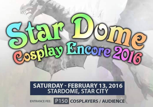 STAR DOME Cosplay Encore 2016