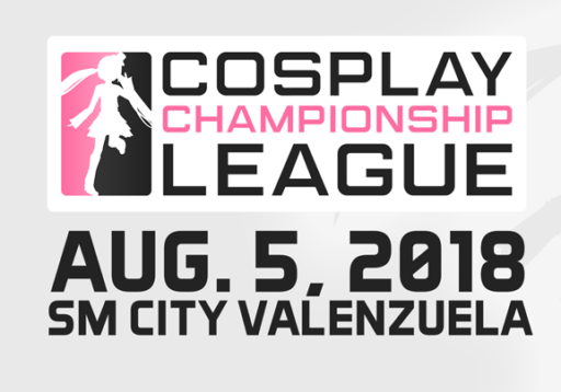 Cosplay Championship League (CCL) at SM Center Valenzuela