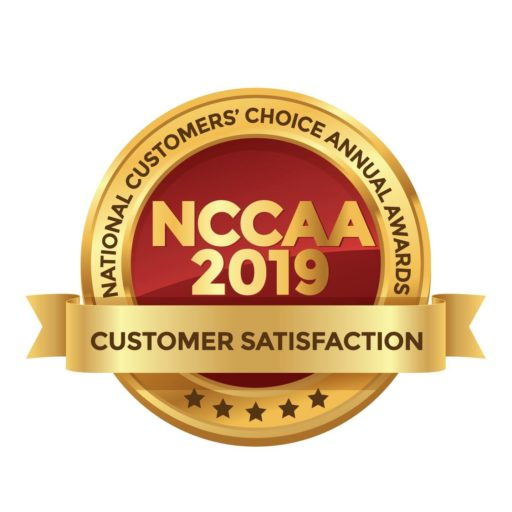 national customers choice annual awards 2019