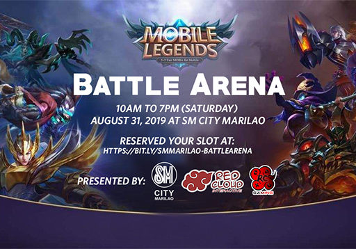 Mobile Legends Tournament - Battle Arena
